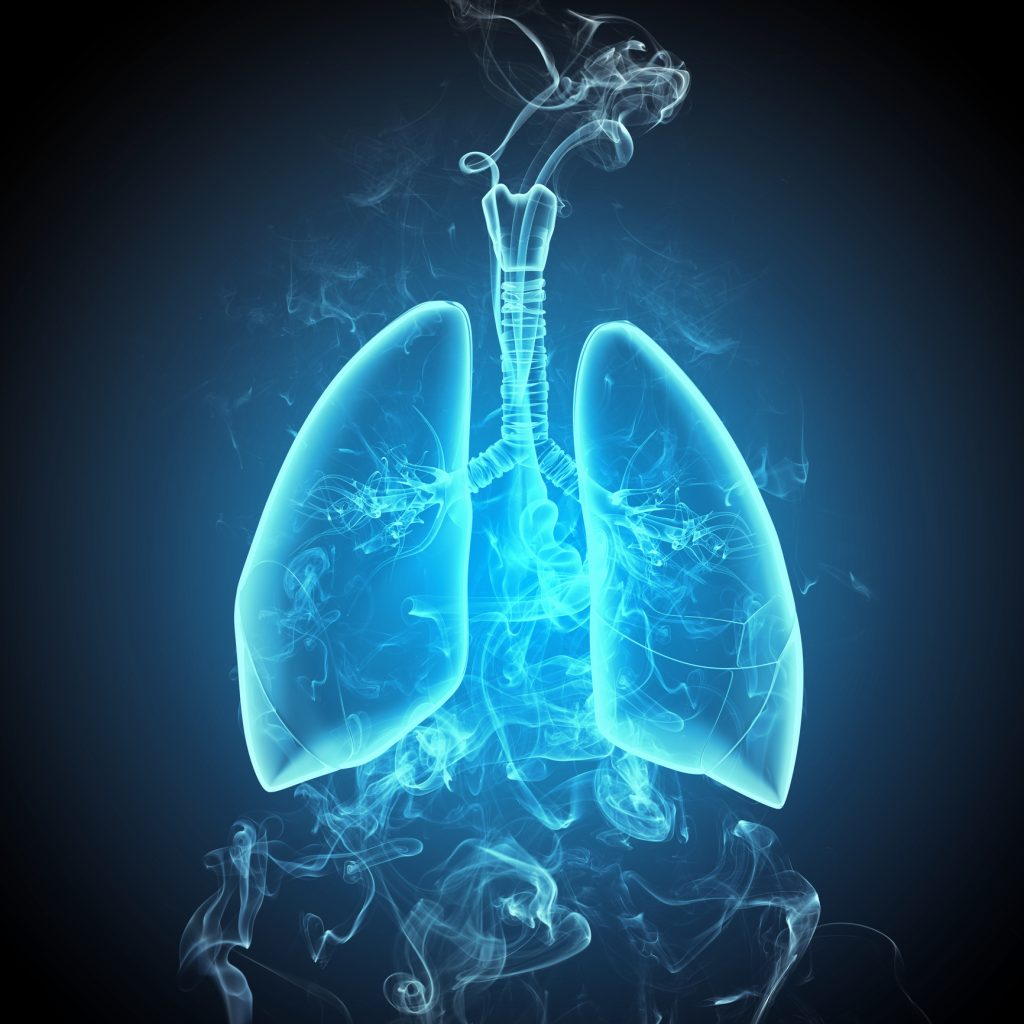 Secrets of talking about lung cancer might include careful navigation of a smoker's habits.