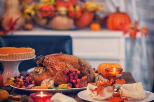Treats of Thanksgiving Await us.