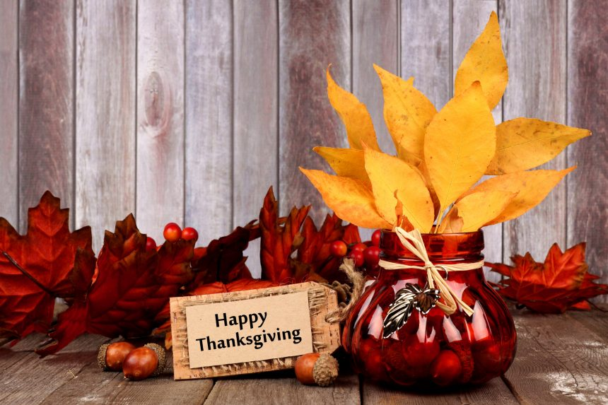 Surprise!  Thanksgiving Treats Are Yours Every Day from FLASS