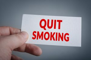 Smoke-out Day motivates us to help friends quit smoking.
