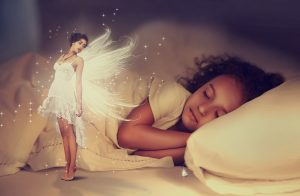 Flupocalypse is over and patient sleeps and dreams of her angel.